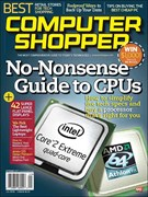 Computer Shopper (digital only) 9/1/2007