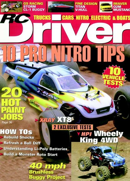 RC Driver Cover - 9/1/2007