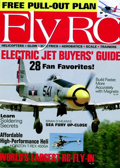 Fly RC Cover - 10/1/2007
