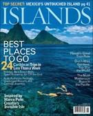 Islands Magazine 11/1/2007
