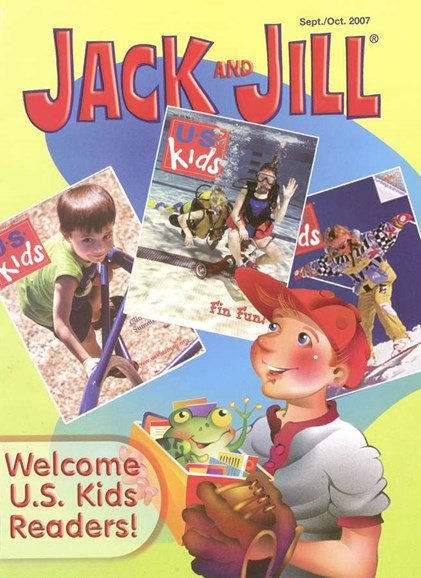 Jack And Jill Cover - 10/1/2007