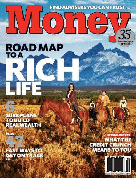 Money Cover - 10/1/2007