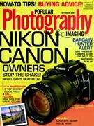 Popular Photography Magazine 10/1/2007