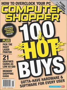 Computer Shopper   11/2007 Cover