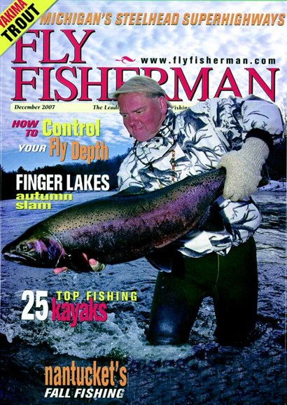 Fly Fisherman Cover - 12/1/2007