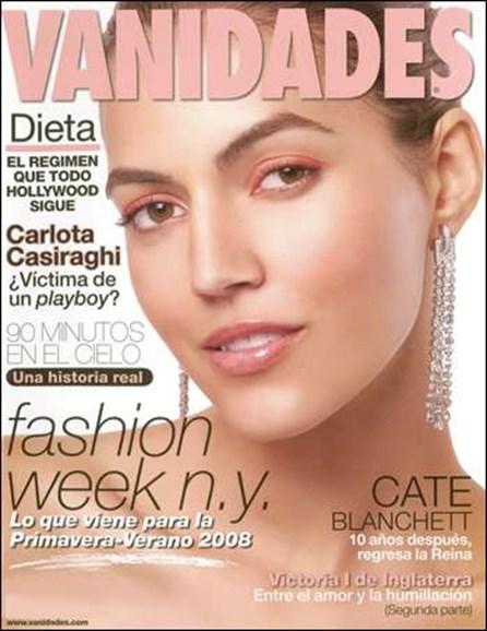 Vanidades Cover - 11/1/2007