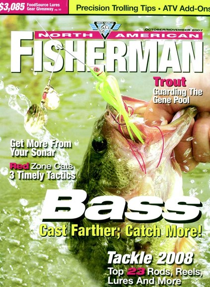 North American Fisherman Cover - 11/1/2007