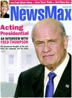 Newsmax Magazine | 9/1/2007 Cover