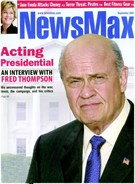 Newsmax Magazine 9/1/2007