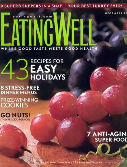 EatingWell Cover - 11/1/2007