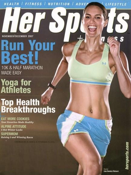 Women's Running Cover - 11/1/2007