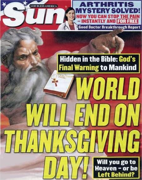 Sun Cover - 11/1/2007