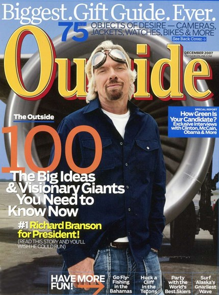 Outside Cover - 12/1/2007