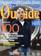 Outside Magazine 12/1/2007