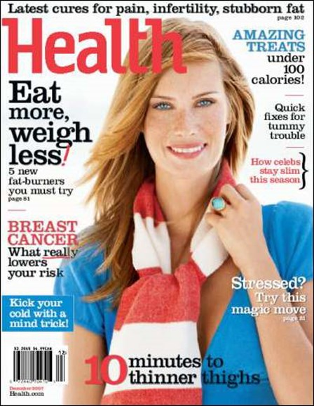 Health Cover - 1/1/2008