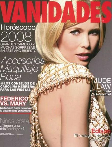 Vanidades Cover - 12/1/2007