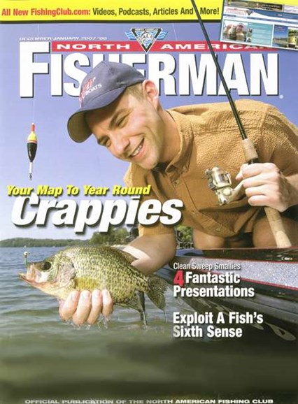 North American Fisherman Cover - 1/1/2008