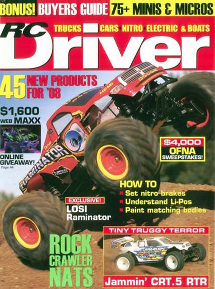 RC Driver Cover - 1/1/2008