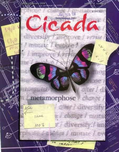 Cicada Cover - 8/1/2007