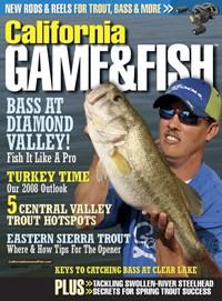 California Game & Fish | 3/1/2008 Cover