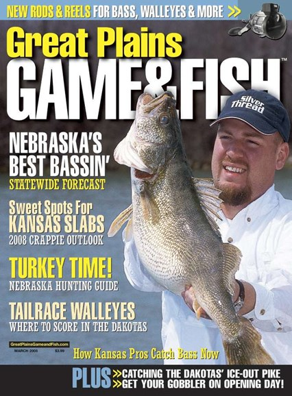 Great Plains Game & Fish Cover - 3/1/2008