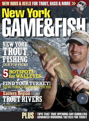 New York Game & Fish | 3/1/2008 Cover