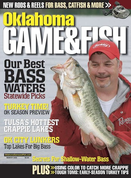 Oklahoma Game & Fish Cover - 3/1/2008