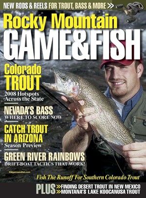 Rocky Mountain Game & Fish | 3/1/2008 Cover