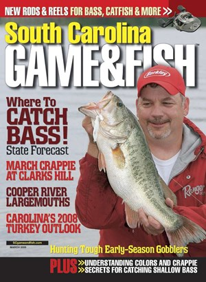 South Carolina Game & Fish | 3/1/2008 Cover