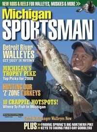 Michigan Sportsman | 3/1/2008 Cover
