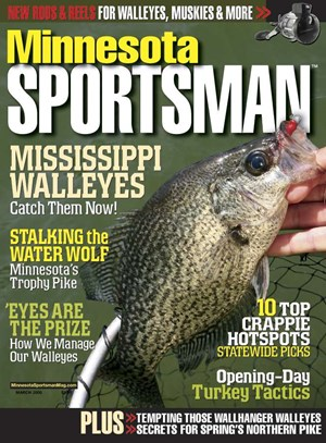 Minnesota Sportsman | 3/1/2008 Cover