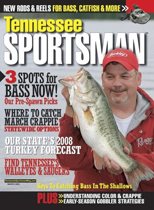 Tennessee Sportsman | 3/1/2008 Cover