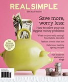 Real Simple Magazine 3/1/2008