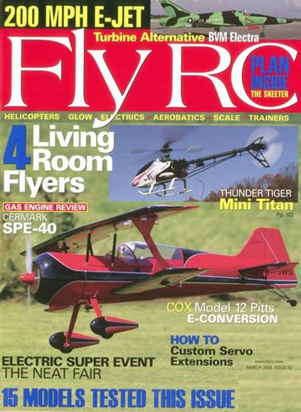 Fly RC Cover - 3/1/2008