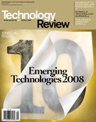 MIT Technology Review Magazine 4/1/2008