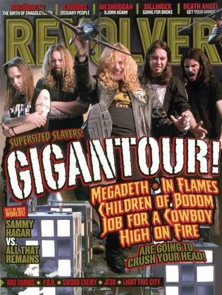 Revolver Cover - 3/1/2008