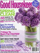 Good Housekeeping Magazine 4/1/2008