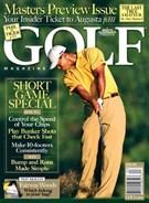 Golf Magazine 4/1/2008