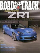 Road and Track Magazine 2/1/2008