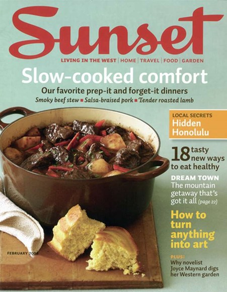 Sunset Cover - 2/1/2008