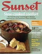 Sunset Magazine 2/1/2008