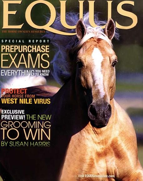 Equus Cover - 3/1/2008