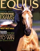Equus Magazine 3/1/2008
