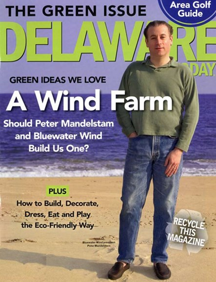 Delaware Today Cover - 4/1/2008