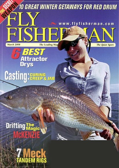 Fly Fisherman Cover - 3/1/2008