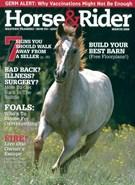 Horse & Rider Magazine 3/1/2008
