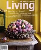 Martha Stewart Living 4/1/2008