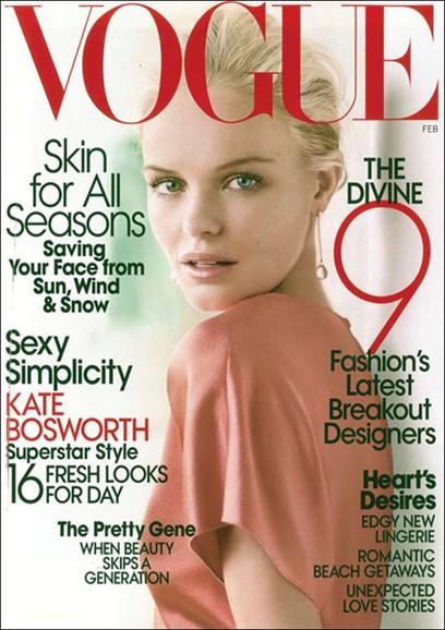Vogue Cover - 2/1/2008