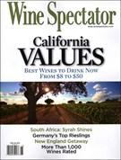 Wine Spectator Magazine 4/30/2008