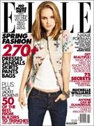 ELLE Magazine 4/1/2008